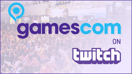 Twitch @ gamescom